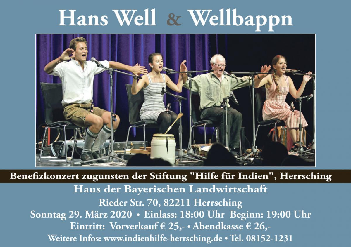 Hans Well und Wellbappn